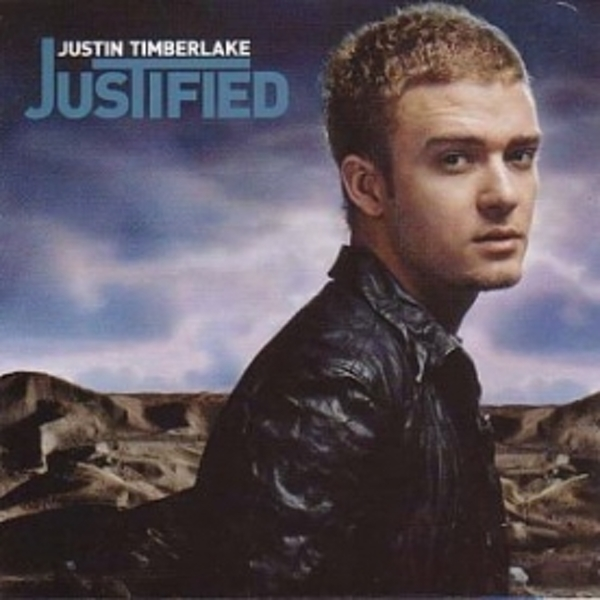 Justin Timberlake - Justified CD