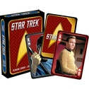 Star Trek Cast Playing Cards