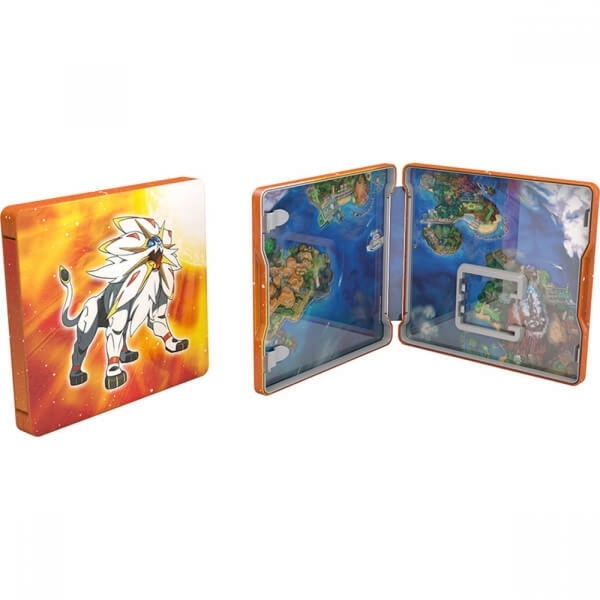 Ex-Display Pokemon Sun Fan Edition 3DS Game - Image 4