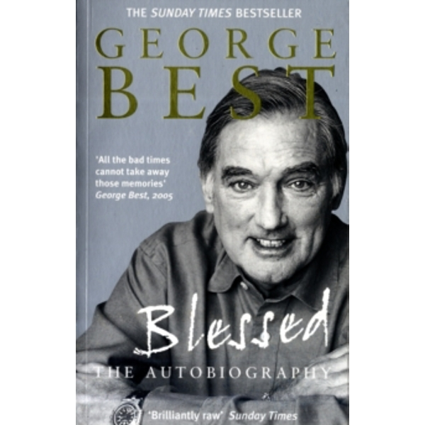 Blessed - The Autobiography by George Best (Paperback, 2002)