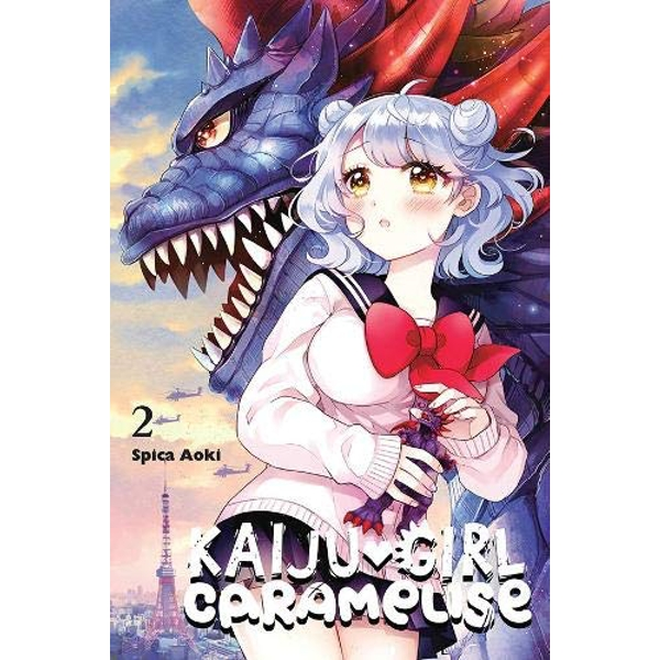Kaiju Girl Caramelise, Vol. 2