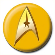 Star Trek - Insignia - Gold Badge