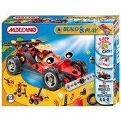 Meccano Build and Play - Formula 1 Car