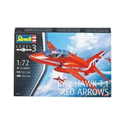 "BAe Hawk T.1 ""Red Arrows"" 1:72 Revell Model Kit"