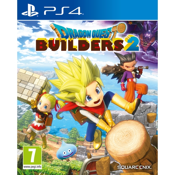 Dragon Quest Builders 2 PS4 Game - Image 1