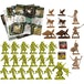 Zombicide Green Horde: Friends and Foes Expansion Board Game - Image 2