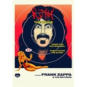 Frank Zappa: Roxy - The Movie DVD