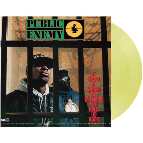 Public Enemy - It Takes A Nation Of Millions To Hold Us Back Vinyl