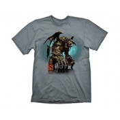 Defense of The Ancients 2 Roshan Large T-Shirt - Grey
