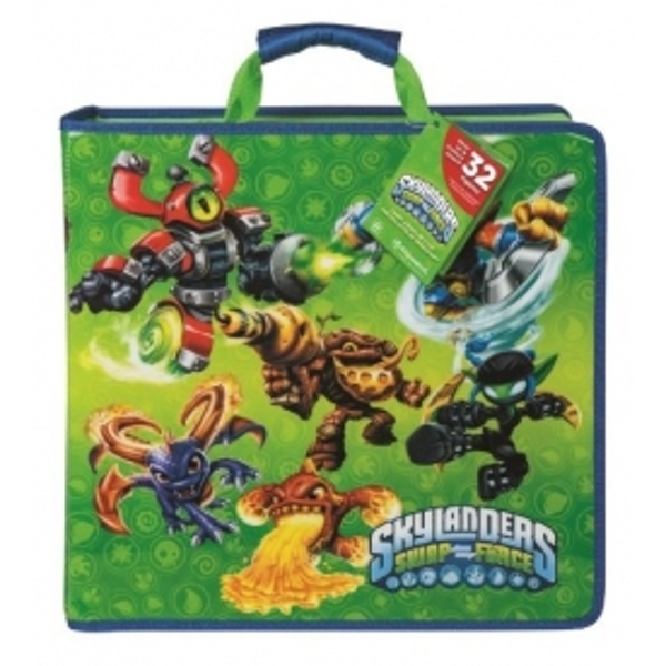 Skylanders Swap Force Carry and Display Case