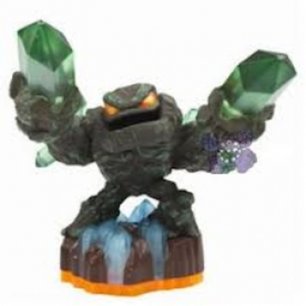 Series 2 Prism Break (Skylanders Giants) Earth Character Figure - Image 1