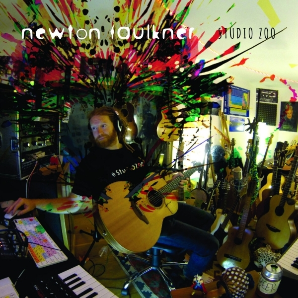 Newton Faulkner - Studio Zoo Deluxe Edition CD