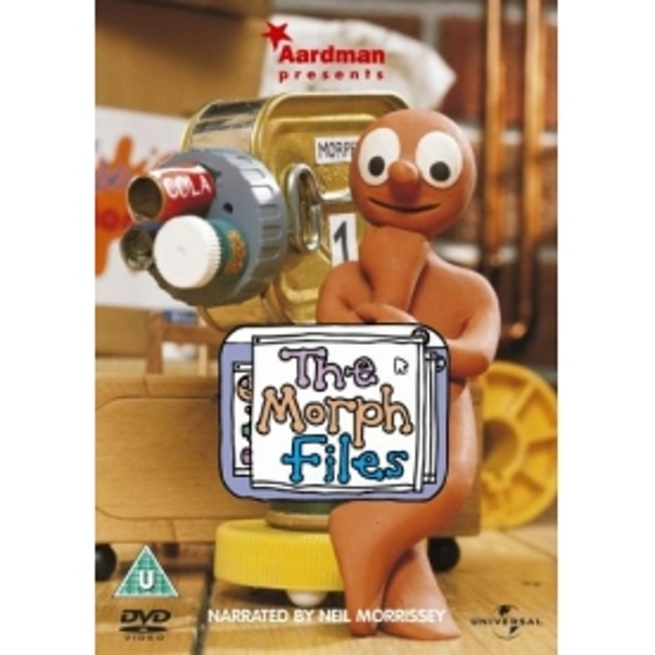 Morph Files DVD