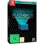Ex-Display Flashback 25th Anniversary Collector's Edition Nintendo Switch Game Used - Like New
