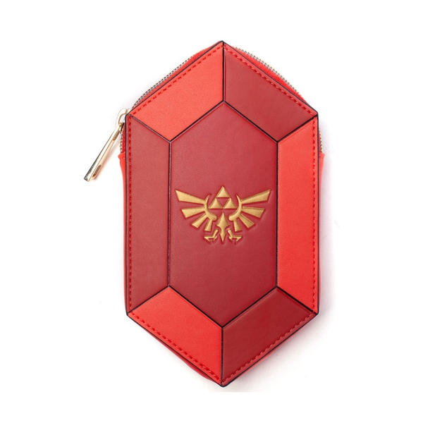 Nintendo - Legend of Zelda Gem Shaped Coin Purse