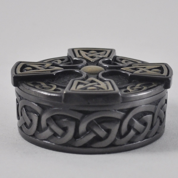 Celtc Cross Trinket Box