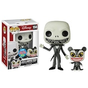 Jack and Vampire Teddy (The Nightmare Before Christmas) NYCC Funko Pop! Vinyl Figure