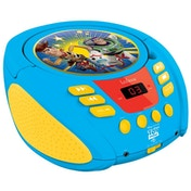 Lexibook RCD108TS Disney Toy Story 4 Boombox Radio CD Player UK Plug