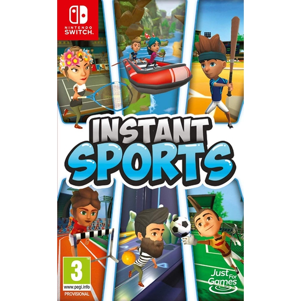 Instant Sports Nintendo Switch Game - Image 1