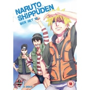 Naruto Shippuden Box Set 18 DVD