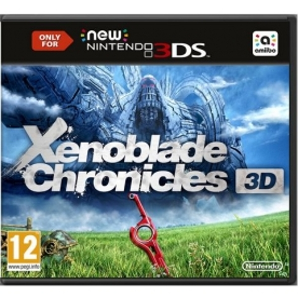 Xenoblade Chronicles 3D NEW 3DS Game