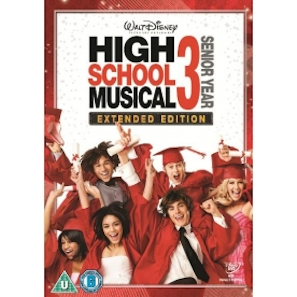 High School Musical 3 Senior Year DVD