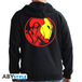 Marvel - Iron Man Men's Medium Hoodie - Black - Image 2
