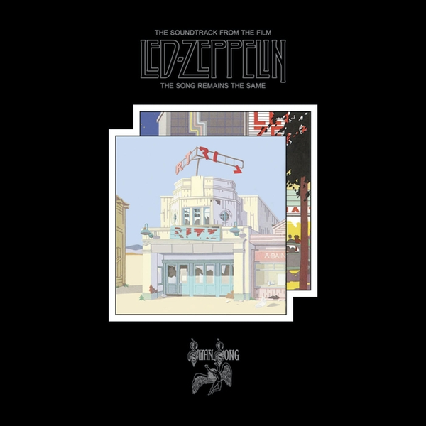Led Zeppelin - The Songs Remains The Same Deluxe Edition Vinyl