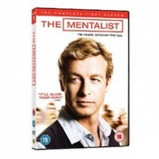 The Mentalist The Complete First Season DVD