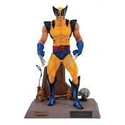 Marvel Select Wolverine Action Figure Yellow