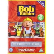 Bob the Builder: The Complete Second Series DVD