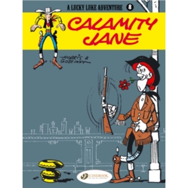 Lucky Luke : Calamity Jane v. 8