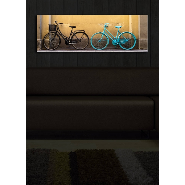 3090?ACT-22 Multicolor Decorative Led Lighted Canvas Painting