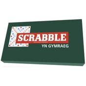 Scrabble Classic - Welsh Board Game
