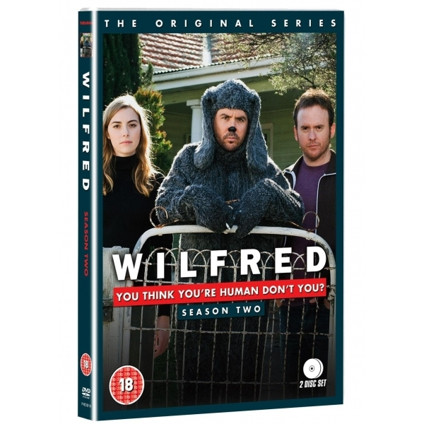 Wilfred Season 2 DVD