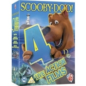 Scooby Doo Live Action Quadrilogy DVD