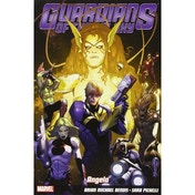 Marvel Guardians of the Galaxy Volume 2 Angela Paperback