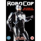 Robocop The Future of Law Enforcemen DVD