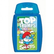 Top Trumps Smurfs Card Game