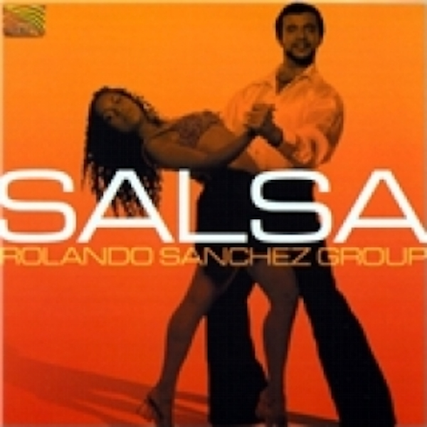 Rolando Sanchez Salsa CD