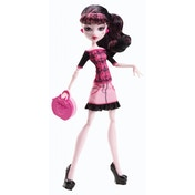 Monster High Scaris Standard Travel Dolls Wave 1 - Draculaura