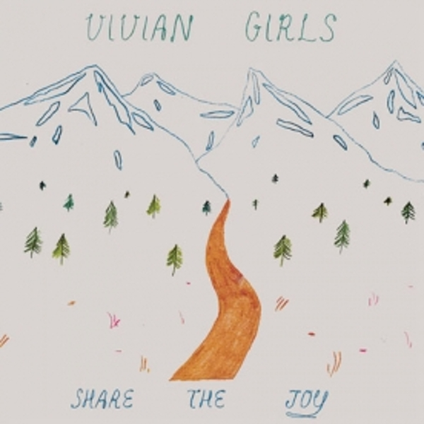 Vivian Girls - Share The Joy CD