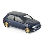 Renault Clio Williams 1993 - Blue 1:43 Norev Model