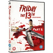 Friday The 13th - Part 5 - A New Beginning DVD