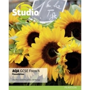 Studio AQA GCSE French Foundation Student Book by Clive Bell, Anneli McLachlan, Gill Ramage (Paperback, 2016)