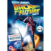 Keith Lemon's Back T'Future Tribute DVD