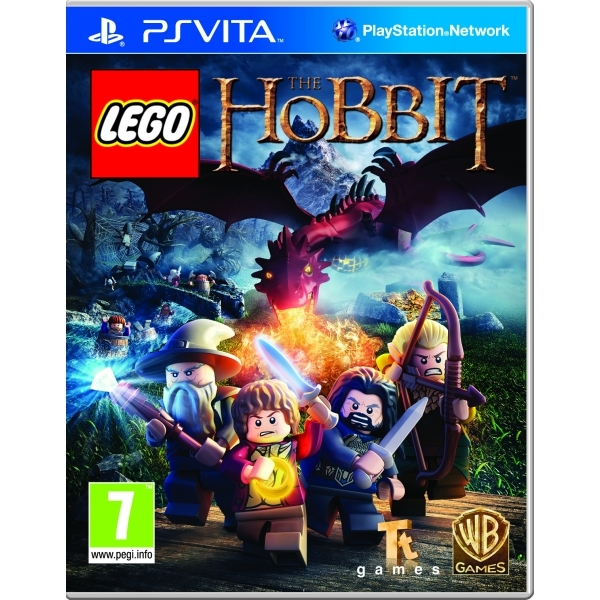 Image of Lego The Hobbit [PS Vita]