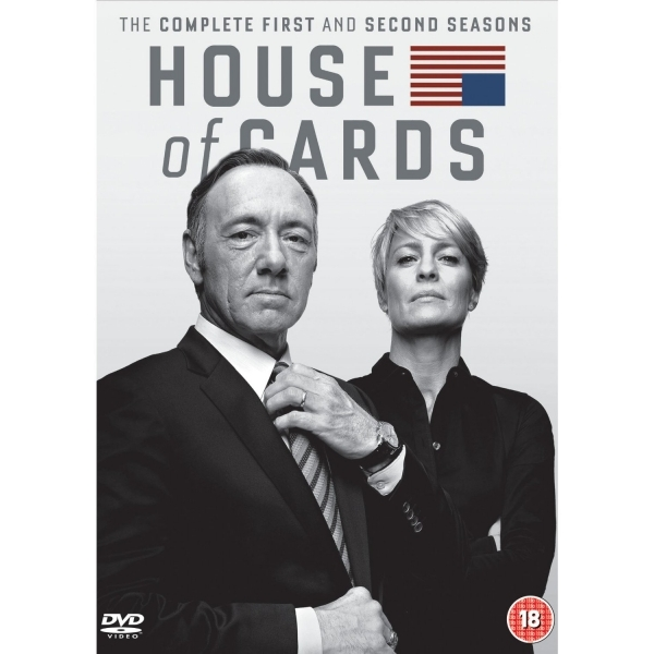 House Of Cards 1 & 2 DVD
