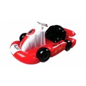Wii Inflatakart Red Inflatable Kart