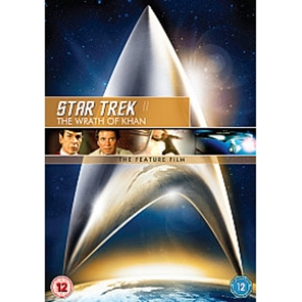 Star Trek 2 - The Wrath Of Khan DVD
